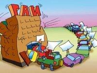 нарушение сроков регистрации автомобиля