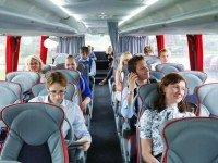 Поиск пассажиров для перевозки